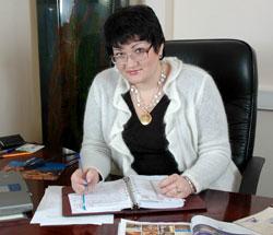 Генеральный директор Вьюнникова Мария Владимировна