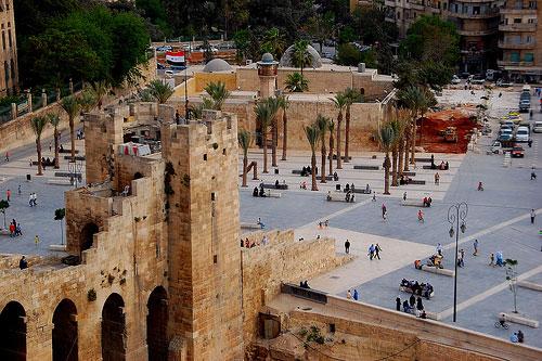 Экскурсионные туры Сирия